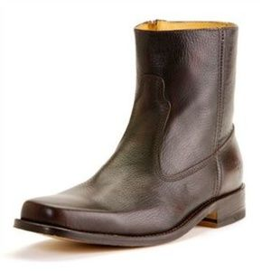 Frye Men's Emmett Inside Zip Boot - Size 10.5